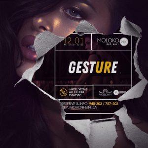 """Вечеринка """"Gesture"""" @ MOLOKO (Переулок молочный, д. 5а)"""