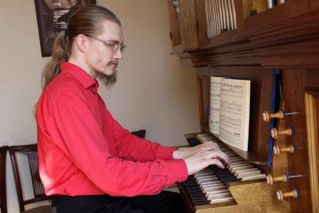 """Концерт камерной музыки """"Шедевры органной музыки"""" @ Евангелическо-лютеранская церковь Святой Марии"""
