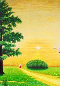 Выставка «Наивная живопись Николая Ивановича Козырина» @ Музей народного творчества (пл. 100-летия со дня рождения В.И.Ленина, 1 б)