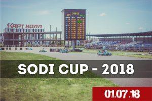 4 этап SODI CUP-2018 @ Картодром «Симбирский» (ул. Московское шоссе, д. 5И)