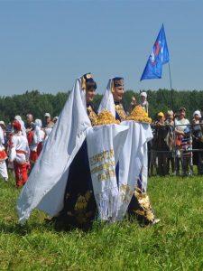 Обрядовый праздник «Дары Сабантуя» @ На проспекте Нариманова от Центра татарской культуры