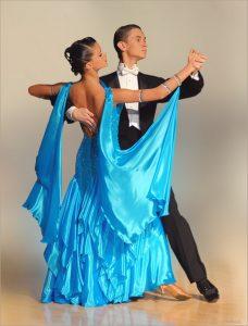 Всероссийский конкурс по спортивным бальным танцам «Осенний марафон» @ Дворец культуры им. 1 Мая