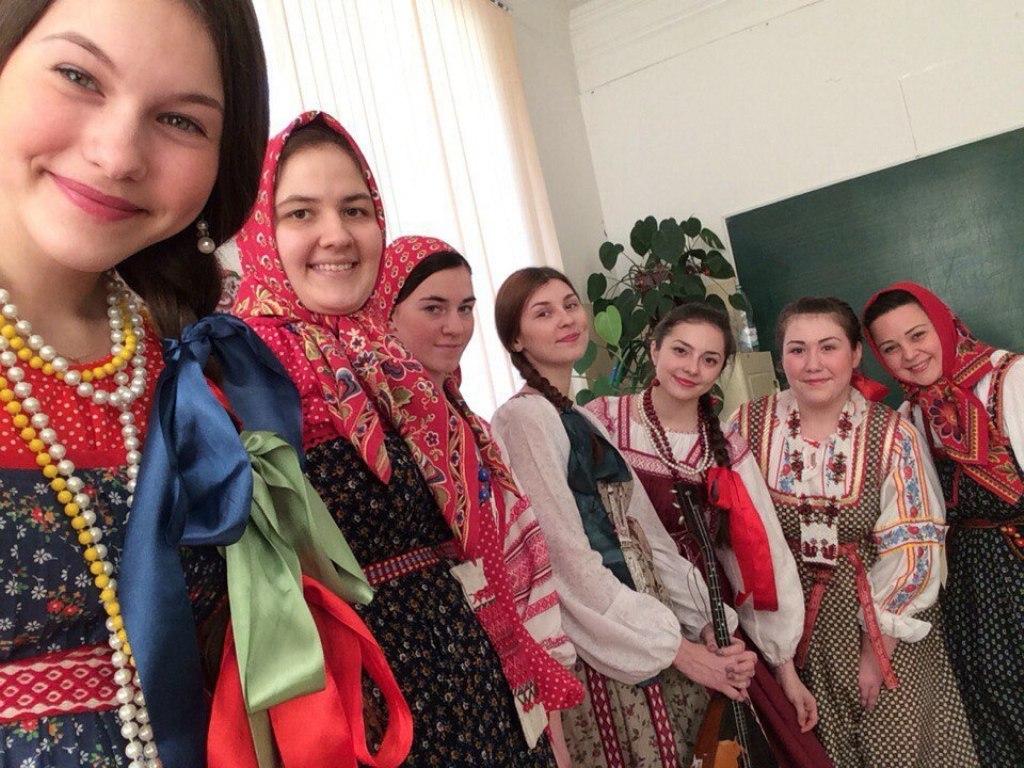 основная Фольклорный ансамбль «Ладанка» стал лауреатом I степени Международного конкурса «Stella»