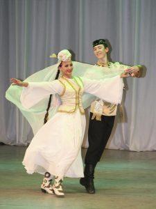 Отчётный концерт народного коллектива ансамбля песни и танца «Идель» @ Центр татарской культуры