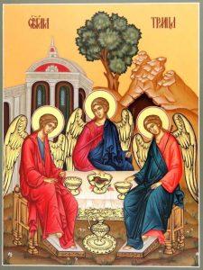 Областной праздник Православной Троицы @ Парк р.п. Языково МО «Карсунский район»