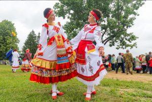 Национальный праздник «Акатуй - 2017» @ Парк культуры и отдыха «Победа», городской ипподром