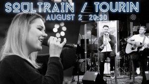 """Выступление группы """"Soultrain"""" и """"Tourin"""" @ YANKEE Bar & Grill (ТРЦ """"Аквамолл"""", Московское шоссе, д. 108, 1 этаж)"""