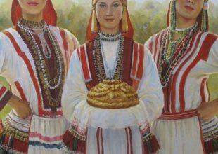 Областной мордовский праздник «Шумбрат»