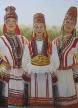 Областной мордовский праздник «Шумбрат» @ Владимирский сад (ул. Плеханова, 10)
