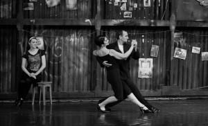 """Мастер-класс по танго от танго-студии """"A SOLAS CON EL TANGO"""""""