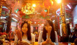 Праздничное мероприятие «Встречаем Китайский Новый год» @ Отдел литературы на иностранных языках Дворца книги