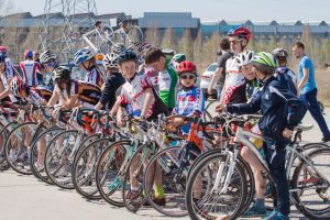 Открытое первенство по велогонкам Ульяновской области @ Лыжно-биатлонная база верхняя терраса у стрельбища