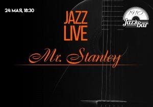 Выступление Mr. Stanley @ Jazz Bar 1910 (Ул. Федерации, д. 6)