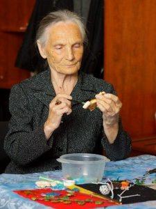 Культурно-досуговая программа для пожилых людей «В творческой мастерской» @ Музей народного творчества (пл. 100-летия со дня рождения В.И.Ленина, 1 б)