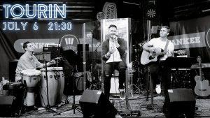 """Выступление группы """"Tourin"""" @ YANKEE Bar & Grill (ТРЦ """"Аквамолл"""", Московское шоссе, д. 108, 1 этаж)"""