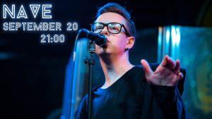 Концерт группы NAVE @ YANKEE Bar & Grill (Московское шоссе, 108, 1 этаж)