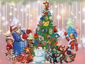 Театрализованное представление «Новогодний рецепт волшебства» @ Центр татарской культуры (пр. Нариманова, 25)