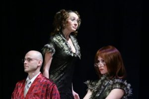 Спектакль «HEMERALOPIA» @ Театр-студия «ENFANT TERRIBLE» (ул. Минаева, 6)