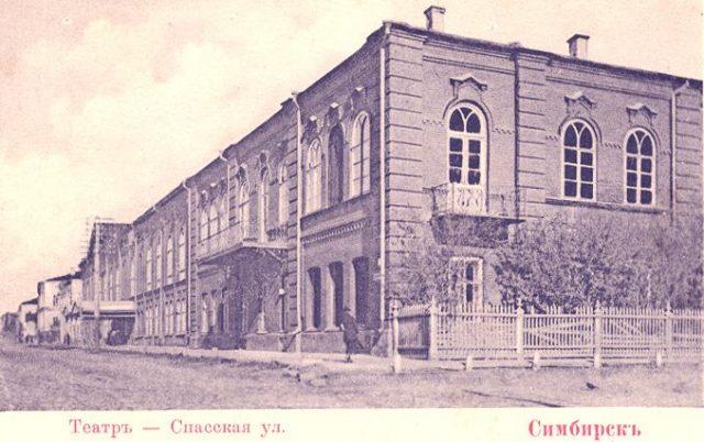"""Экскурсия """"Злачные места Симбирска"""", 18+ @ рядом с гостиницей «Советской»"""
